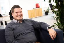 Andrew Chamberlain – projektledare med fokus på kundnytta