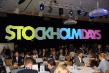 StockholmDays ska ge fler möten och besökare till Stockholm - Välkommen att delta under workshop den 19 november