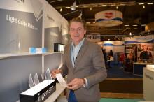 Lysande plastskiva skapar nya möjligheter