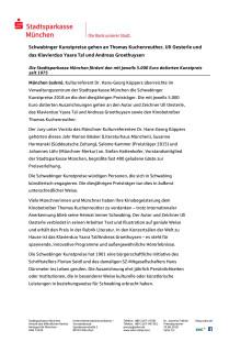 PM Schwabinger Kunstpreis