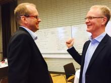 Ny näringslivstrategi arbetas fram tillsammans med företagen i Väsby