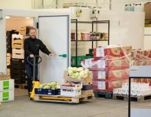 Sociale organisationer får overskudsmad fra Foodexpo