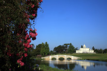 Treat a loved one to pure luxury for Valentine's Day at Stoke Park!