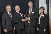 Dalkia premierat för drift- och underhållsarbetet åt Volvo Cars