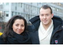 Kristian von Seth och Nicole Rosvall: Författare till Stureplansundersökningen
