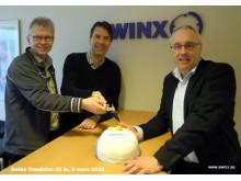 Swinx Trendator 25-års jubileum, 2 mars 2012