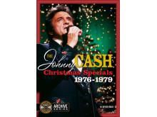 Johnny Cash DVD: The Johnny Cash Christmas Specials: 1976-1979