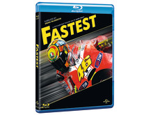 Fastest på blu-ray™ och DVD 25 juli
