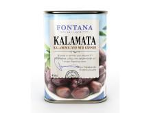 Ny design på Fontana Kalamataoliver