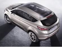 Ford visar koncept på ny global SUV på Detroit Motorshow 2011 - Ford Vertrek, bild 7