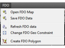 Topocad FDO for AutoCAD