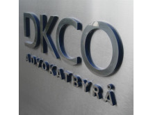 Profilskylt DKCO