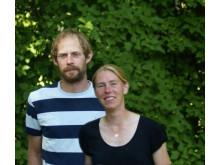 Årets lammleverantör 2010, Anette och Marin Skoog, Ervalla