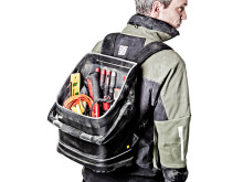 Snickers Workwear Flexi Toolbag awarded red dot 2012