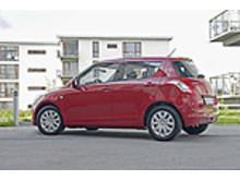 Suzuki Swift - brændstoføkonomisk men med kraftoverskud