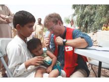 Tillsammans för översvämningsdrabbade Pakistan