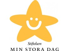 Stiftelsen MinStoraDag förverkligar hundratals önskedrömmar varje år