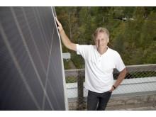 Göran Ernstson solenergi