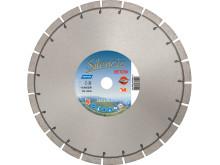 Ljuddämpad diamantkapklinga - Produkt 350 mm