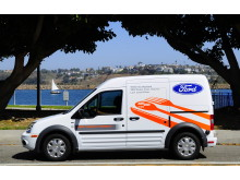 Ford Transit Connect i USA  - bild 1