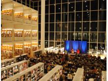 Stadsbiblioteket 2010 i Malmö – ett år av utveckling och förnyelse