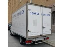 Fordonsdekor George Hensher