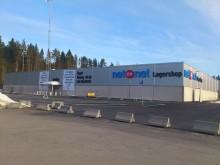 Lagershop Umeå