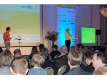 Pia Kinhult inviger Life Science Investment Day Scandinavia i Malmö