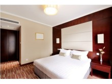 Modern Hotel room dreamstime