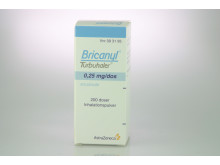 Bricanyl Turbuhaler 0,25 mg