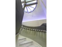 Fox Design presenterar HLS ledstång- och trappbelysning med LED.