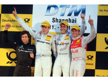 DTM-final 2010, Shanghai