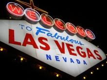 USA Las Vegas sign dreamstime