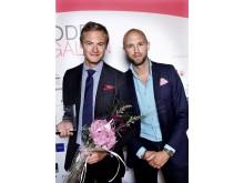 Vinnare Årets Multibrandbutik, Modegalan 2011