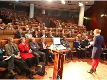 Världscancerdagen 2011: Seminariedagen på Berns i Stockholm lockade nära 200 deltagare