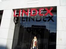 Fasadskylt Lindex