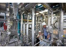 EONS kraftverk Staudinger med CO2 rensing fra Siemens