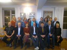 Tunnbrödsbagare från hela Norrland bildar Tunnbrödsakademien
