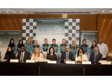 Presskonferens Sheikh Mansoor Global Arabian Flat Racing Festival