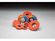 Ekstra grove rondeller til effektiv rengøring Produkt 1