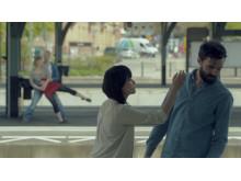 Kortfilmen Bränner staden visas på Dancing in the Dark