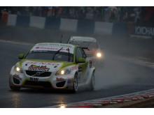 Framgångsrik WTCC-helg för Volvo Polestar i Japan