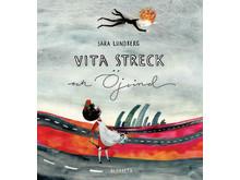 Vita streck och Öjvind av Sara Lundberg