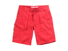 Sebago Deck Shorts Red