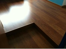 Quality Laminate Flooring For Platforms