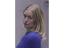 Pressbild: Regissör Saga Gärde