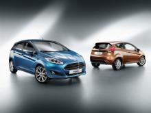 Nye Ford Fiesta