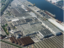 Volvo Cars Gent Plant, 2002