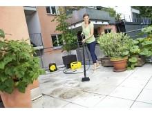 Kärcher Balcony Cleaner - Rengjøring av terrasse