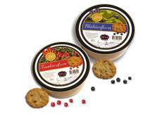Gillebagaren AB - Gille blåbärsflarn och tranbärsflarn är nya smaker från Gillebagaren.